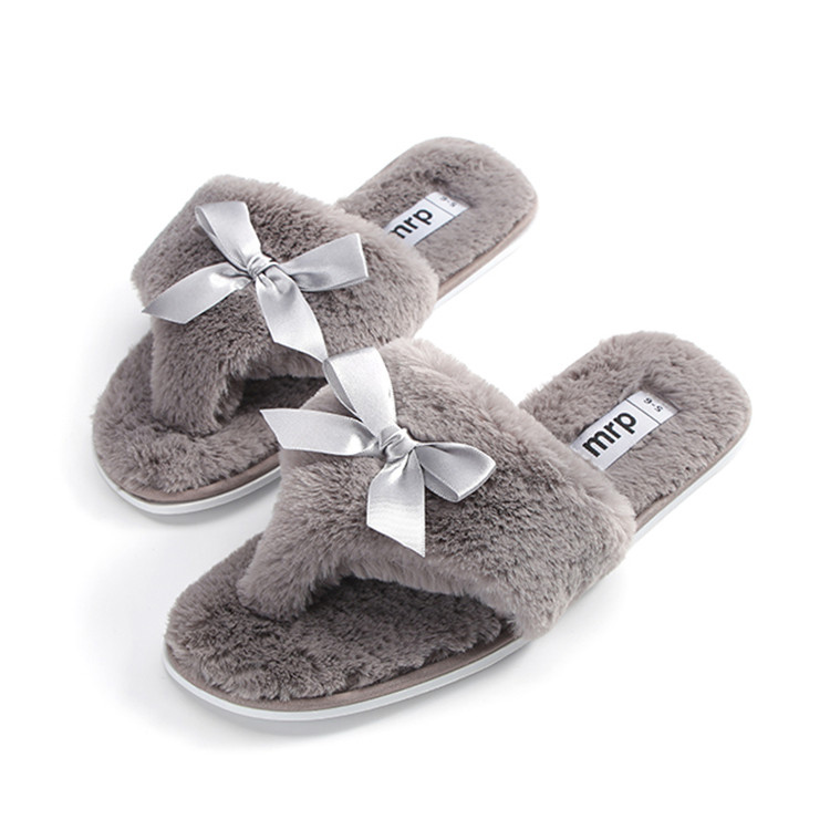 Cheap New Designed Women Warm Plush Indoor Shoes Home women slippers